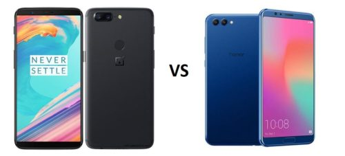 OnePlus 5T vs Honor View 10: Will the real flagship killer please stand up?