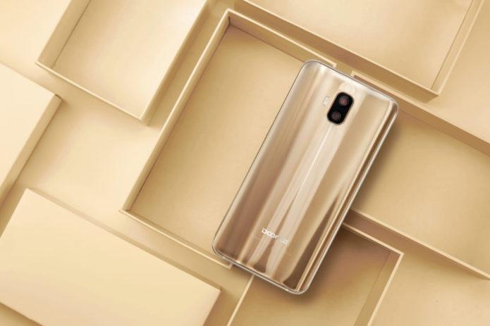 Doogee V Hands-on Review : InScreen FingerPrint Phone You Should Wait For