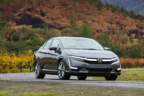 Honda Clarity Electric gets unplugged, won't return for new model year