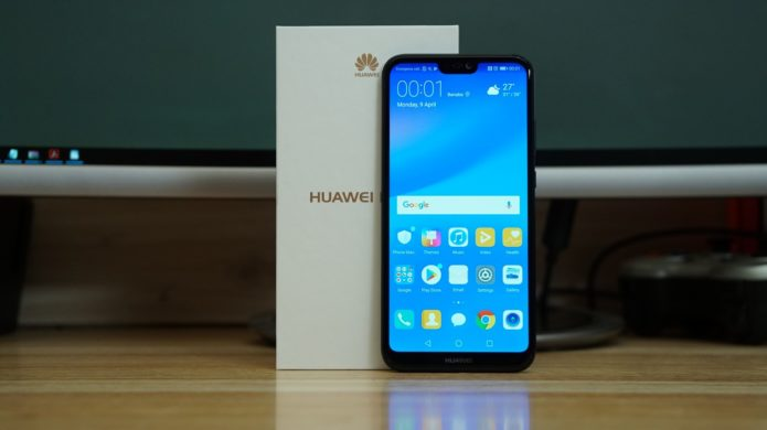Huawei P20 Lite Unboxing, Hands-on Quick Review: Meet Huawei's New Mid-range Contender