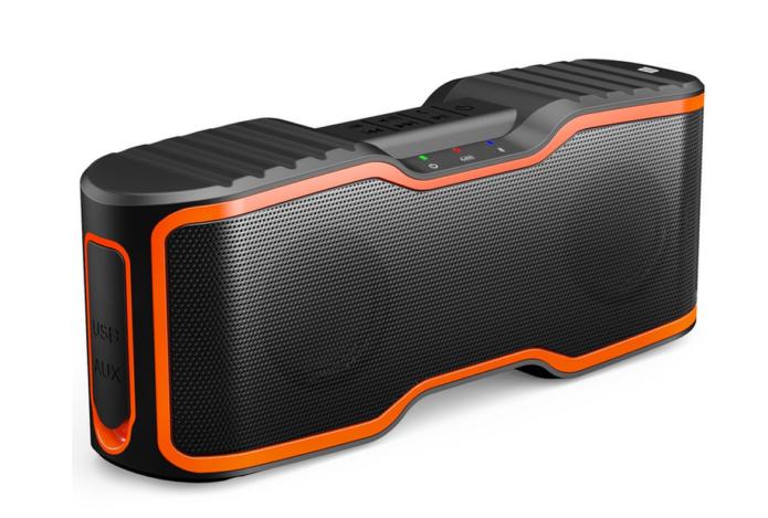 aomais sport ii review 2018 best bluetooth speaker. Black Bedroom Furniture Sets. Home Design Ideas