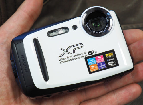 Fujifilm FinePix XP130 Review