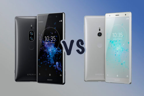 Sony Xperia XZ2 Premium vs Xperia XZ2: What's the difference?