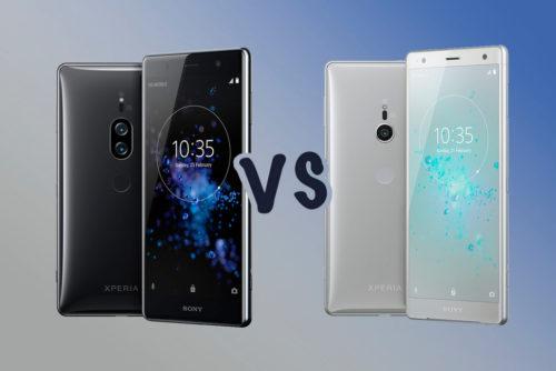 Sony Xperia XZ2 Premium vs Xperia XZ2: What's the difference?