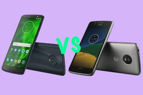 Moto G6 vs Moto G5: What's the difference?