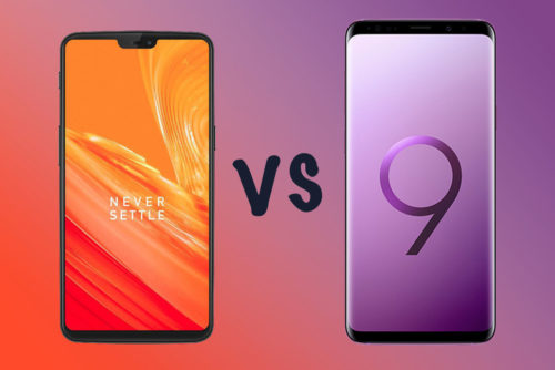 OnePlus 6 vs Samsung Galaxy S9: What's the rumoured difference?