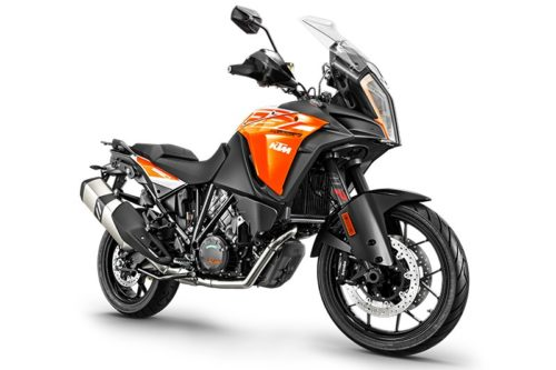 2018 KTM 1290 Super Adventure S First Ride Review