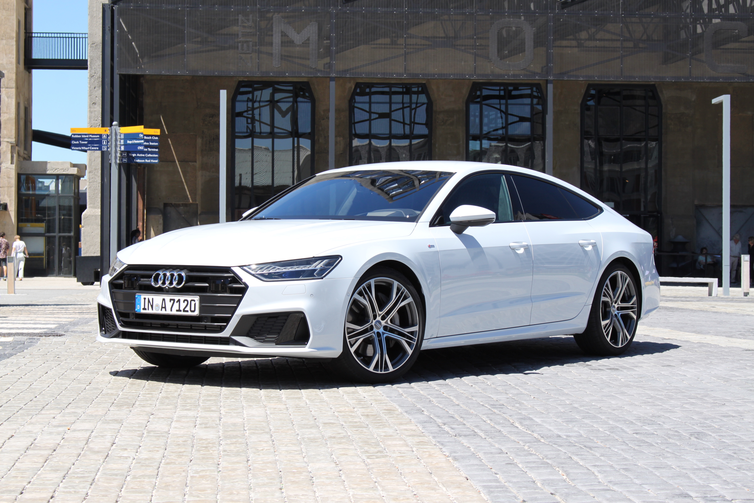 audi a7 review a techpacked grand tourer gearopen