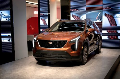 2019 Cadillac XT4 first look: Compact crossover will open wallets