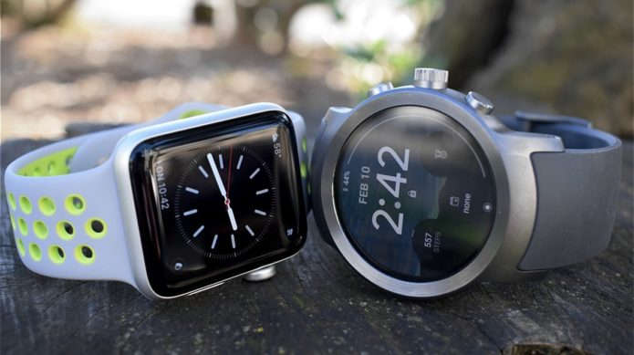Apple Watch v Wear OS: The battle for smartwatch supremacy