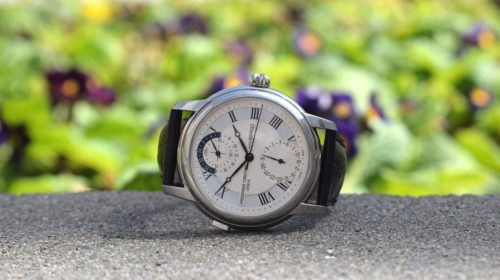 Frederique Constant Hybrid Manufacture review : Swiss watchmaking joins the connected era