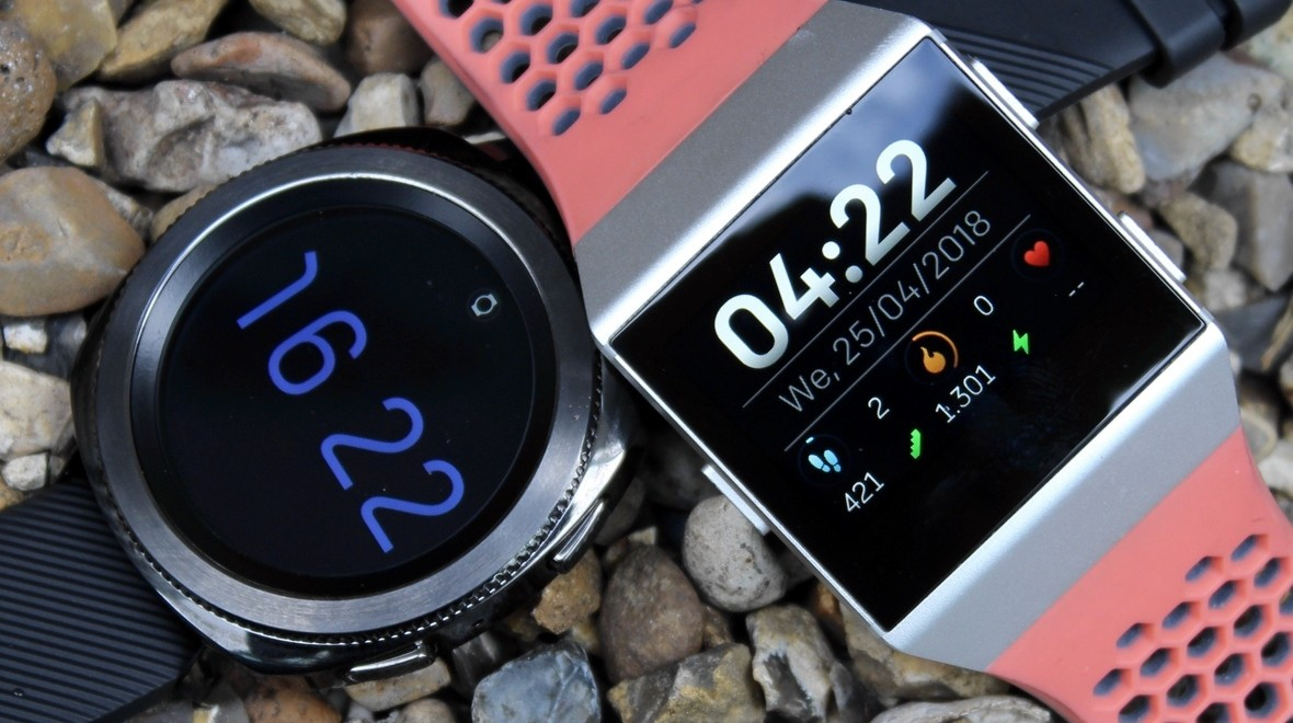 Samsung Gear Sport v Fitbit Ionic: Which sporty smartwatch should you choose?
