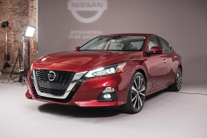 2019 Nissan Altima First Look: An AWD Lure To Dump Your Crossover