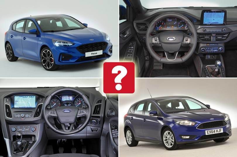 Ford Focus New Vs Old Compared Gearopen