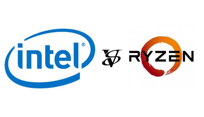 Amd Ryzen 5 2500u Vs Intel Core I5 8250u Intel Is No Longer The