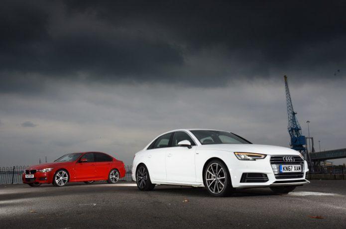 Audi A4 vs BMW 3 Series Comparison
