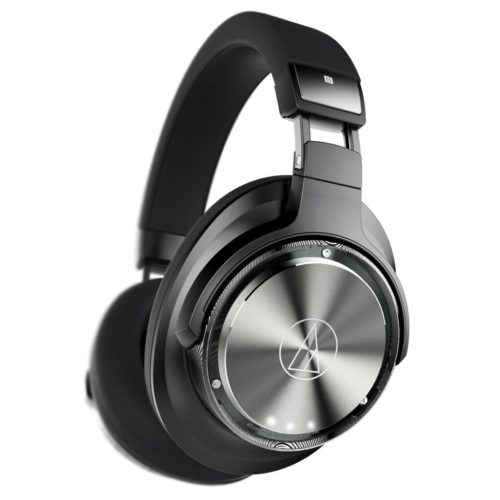 Audio-Technica ATH-DSR9BT review: A digital future for high-end headphones?
