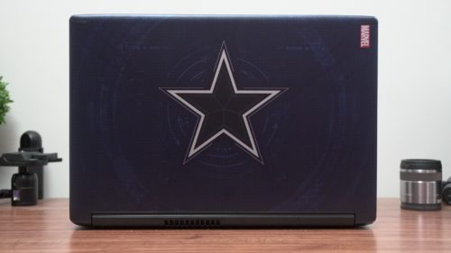 Acer Aspire 6 Captain America Edition Unboxing, Initial Impressions Review : A Patriotic Mobile Companion To Conquer All Tasks