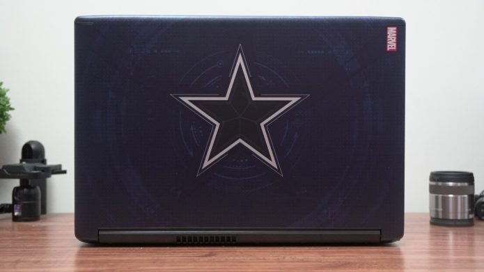 Acer Aspire 6 Captain America Edition Unboxing, Initial Impressions: A Patriotic Mobile Companion To Conquer All Tasks