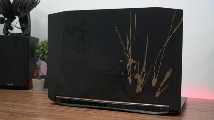 Acer Nitro 5 Thanos Edition Unboxing, Initial Impressions Review : The Mad Titan Demands Your Wallet