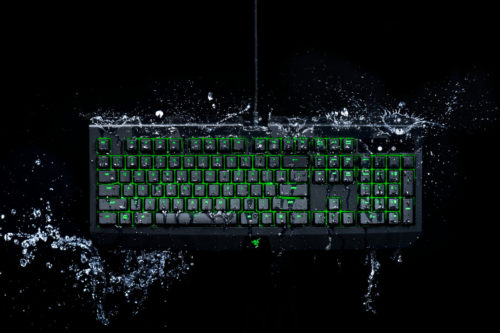 Razer BlackWidow Ultimate 2018 review: A water and dust-resistant mechanical gaming keyboard