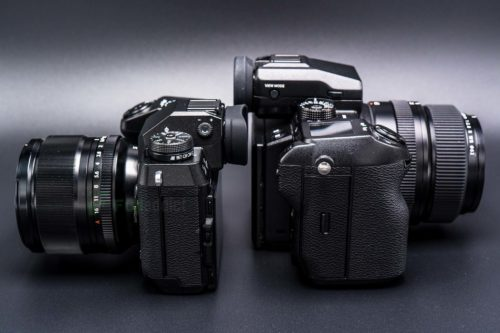 Fujifilm XH1 vs Panasonic GH5 vs Sony A7SII Comparison