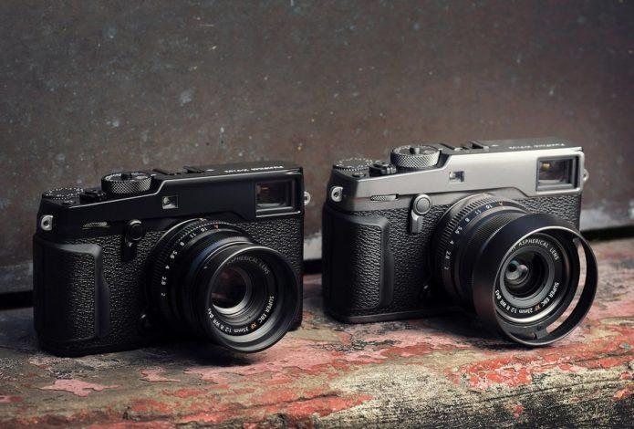 Firmware Updates For Fujifilm X-H1, X-T2, X-Pro2, X-E3, X100F & GFX Cameras