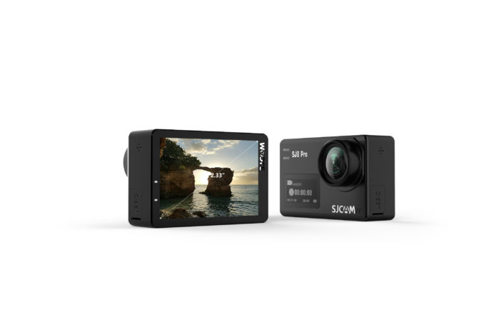 SJCAM SJ8 Pro Review: 4K Recording / Dual Touch Screen / IP68 Waterproof / EIS Stabilization