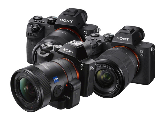 Sony Alpha Showdown: Sony Alpha 7 Vs Sony Alpha 7 Mark II V Sony Alpha 7 Mark III