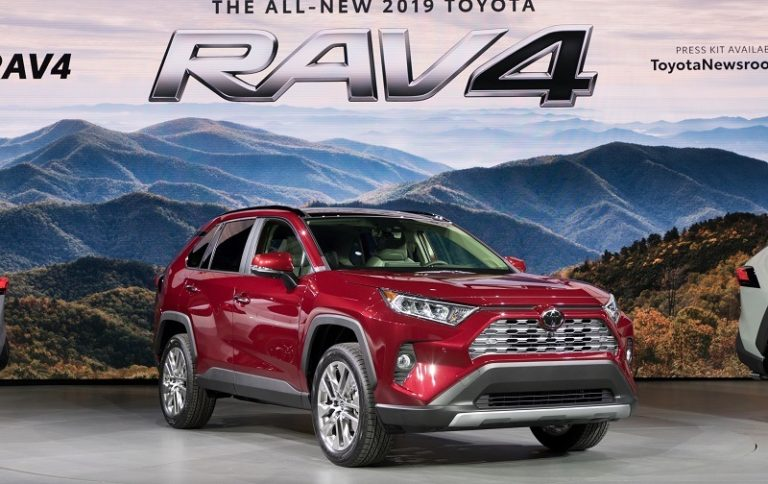 2019 Toyota Rav4 Everything You Need To Know About The