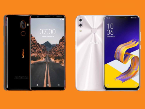 Nokia 7 Plus vs ASUS Zenfone 5 (ZE620KL) specs comparison