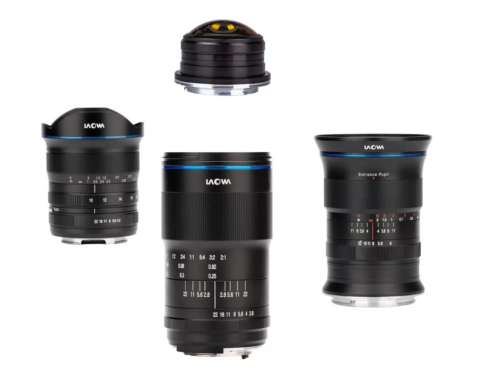 Venus Optics Announces Four New Lenses