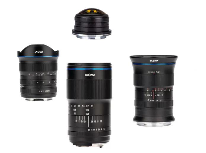 Venus Optics Announces Four New Lenses