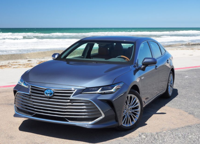 2019 Toyota Avalon first drive: Finally memorable