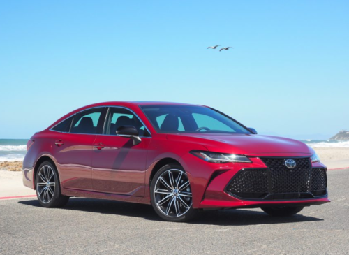 2019 Toyota Avalon: 5 things you should know