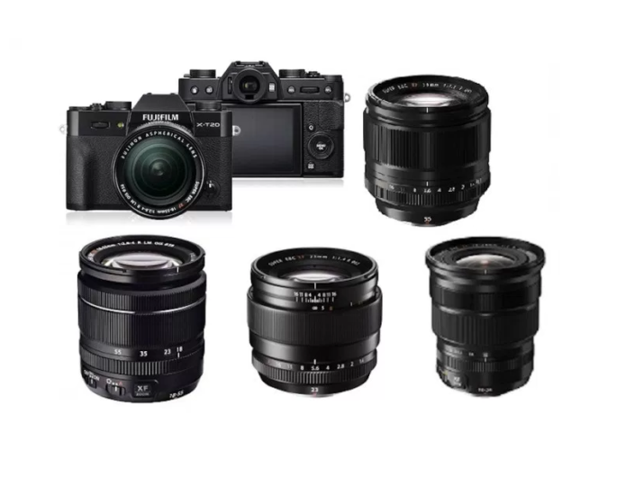 Best Lenses for Fujifilm X-T20 in 2018