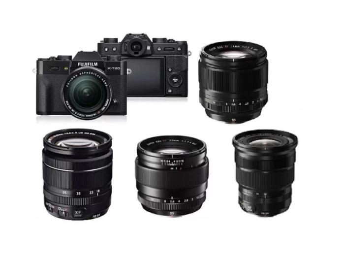 Best Lenses for Fujifilm X-T20 in 2018