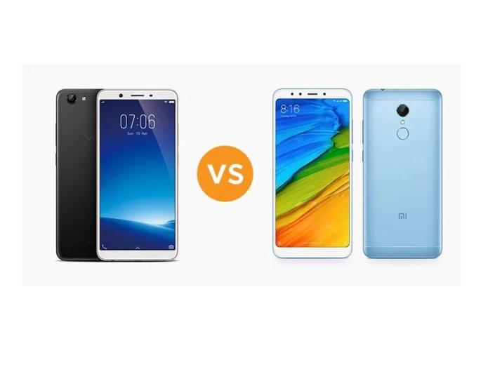 Vivo Y71 vs Xiaomi Redmi 5 Specs Comparison