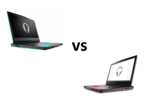 Alienware 17 R5 vs Alienware 17 R4 – what are the differences?