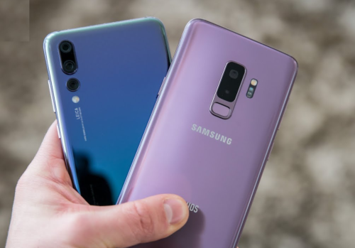 Huawei P20 Pro vs Samsung Galaxy S9+ Specs Comparison
