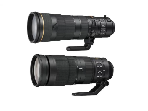 Nikon 180-400mm f/4E vs. 200-500mm f/5.6E Lens Comparison