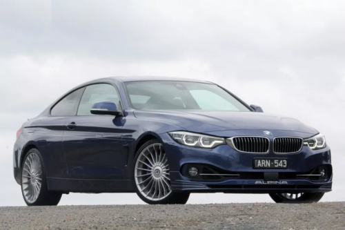 Alpina B4 S Bi-Turbo 2018 Review : Road Test