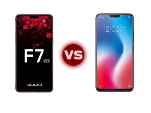 OPPO F7 vs Vivo V9 Specs Comparison