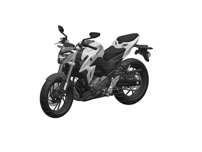 Haojue HJ300 Patent May Preview A Future Suzuki GSX-S300