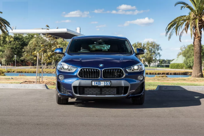 2018 BMW X2 sDrive20i M Sport X Review : Road Test