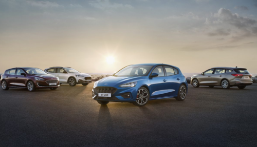 2019 Ford Focus official: More tech, more space