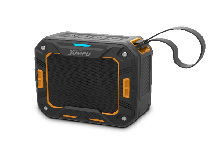 JUMPU Tsuyoi-S Wireless Speaker Unboxing, Quick Review: A Rugged Speaker Companion?