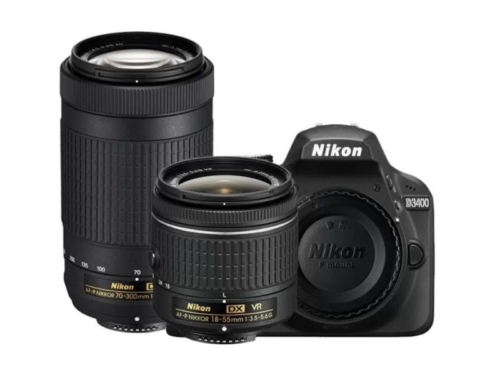 6 Best Lenses for Nikon D3400 DSLR Camera