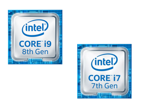 Intel Core i9-8950HK vs Intel Core i7-7920HQ – benchmarks and performance comparison
