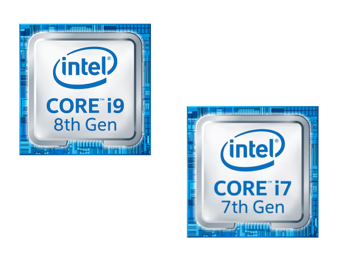 Intel Core i9-8950HK vs Intel Core i7-7820HK – benchmarks and performance comparison